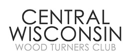 Central Wisconsin Wood Turners Club Logo