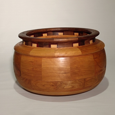 Allan Dickman Cherry bowl