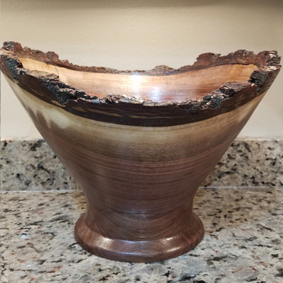 Wood Turning by Doug Lacount