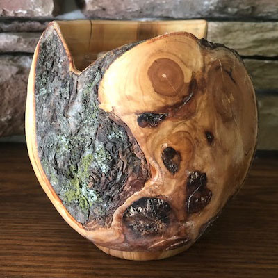 Wood Turning by Jean Schwinn