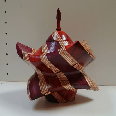 Wood Turning by Tony Kopinski