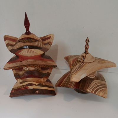 Wood Turning by Tony Kopchinski